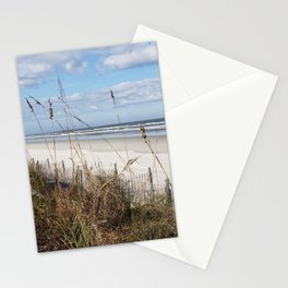 Screen of Sea Oats Stationery Cards