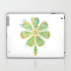 The Motherlucker - Golden Laptop & iPad Skin