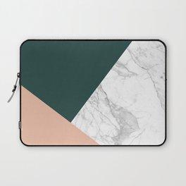 Stylish Marble Laptop Sleeve