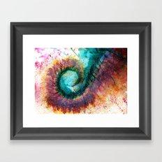 Centepede  Framed Art Print