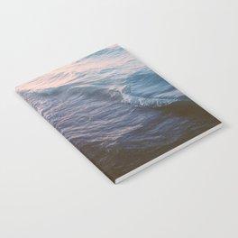 Sunset waves Notebook
