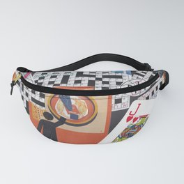 Rule Changes 4 Couples Fanny Pack