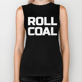 Roll Coal Text Truck 4X4 Power Offroad Biker Tank