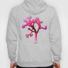 Joshua Tree Strawberry by CREYES Hoody
