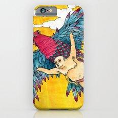 Lazy Tarzan - Flying iPhone 6s Slim Case