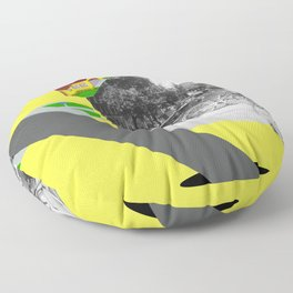 Mekleptein Floor Pillow
