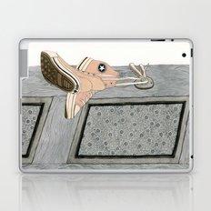 Pink Chucks Laptop & iPad Skin
