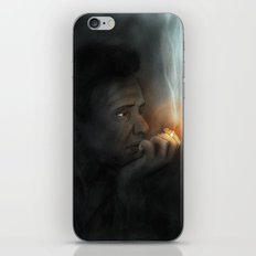 Man in Black iPhone & iPod Skin