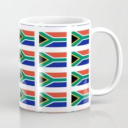 flag south africa 2,  African,Afrikaans,Mandela,apartheid, Johannesburg,Soweto,Pretoria,Durban,Tembi Coffee Mug