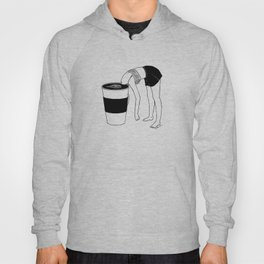 Coffee, First Hoody