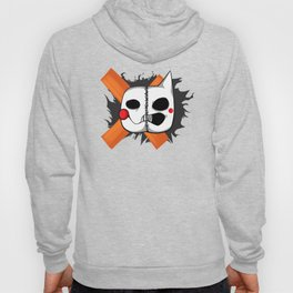 Show Me the Colour of Your Credits Hoody