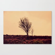 Just a Tree Canvas Print