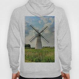 Thurne Dyke Drainage Wind Mill Hoody