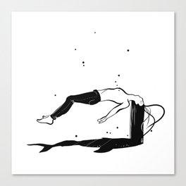 .:mermaid:. Canvas Print