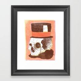 Fancy Forever Framed Art Print
