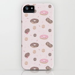 Donut Delight iPhone Case