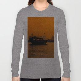 Doha Dhow Long Sleeve T-shirt