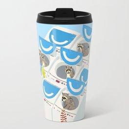 Racoons Travel Mug