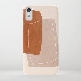 Minimal Abstract Art 24 iPhone Case