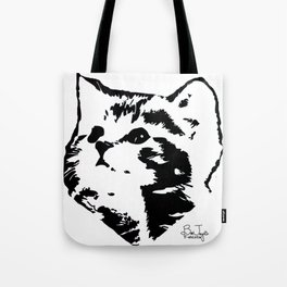 Meeooow Kitty Tote Bag