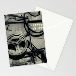 Grey Monstrosity Stationery Cards