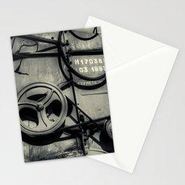 Grey Monstrosity Stationery Cards