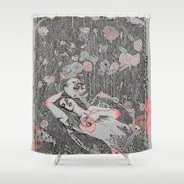 Fragrance of Light Shower Curtain