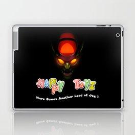 Happy Toyz (Alternate) Laptop & iPad Skin