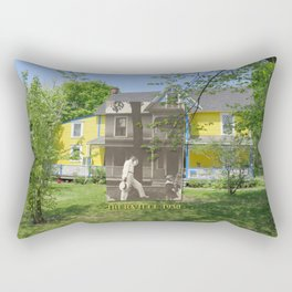 Iberville 1930 Rectangular Pillow