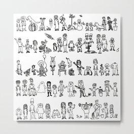 SOMA 2008 Metal Print
