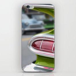 Fins iPhone Skin