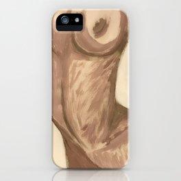 Art.Body. iPhone Case