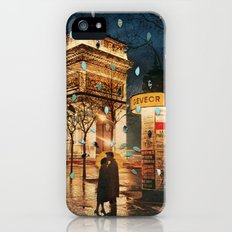 Rain Cant Touch Us Slim Case iPhone (5, 5s)