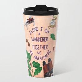 We Are Adventurers Travel Mug