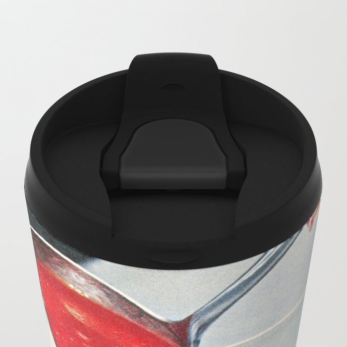 350 Fahrenheit Metal Travel Mug