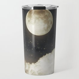 Touch of the moon I Travel Mug
