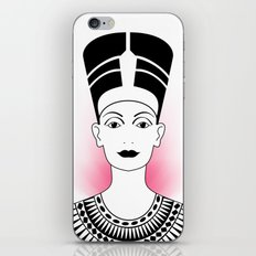 ~ Nefertiti ~ iPhone & iPod Skin