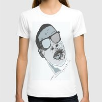 jay z T-shirts featuring Jay Z. by BlvckBewty