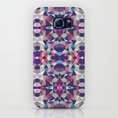 Dark Garden Tribal Slim Case Galaxy S6