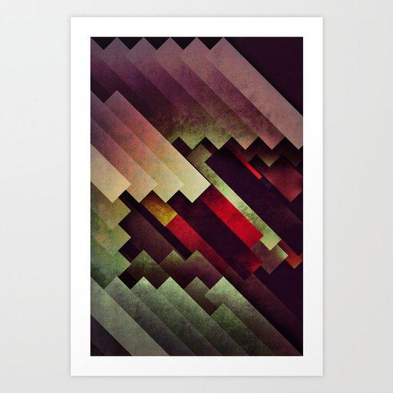 yvy Art Print