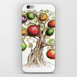 Exotic Tree iPhone Skin