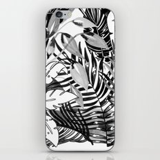 Fronds + Foliage iPhone & iPod Skin