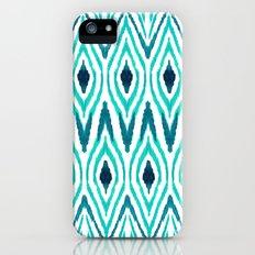 Ikat Jade iPhone (5, 5s) Slim Case