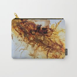 Underground Abstract Carry-All Pouch