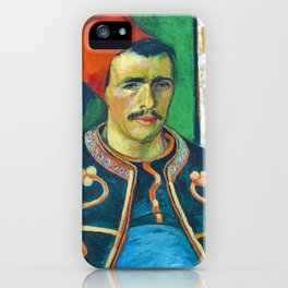 The Zouave - Digital Remastered Edition iPhone Case