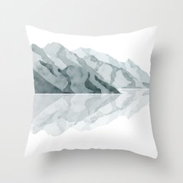 Reflection Throw Pillow