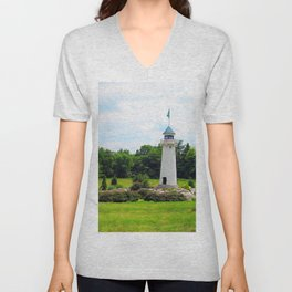 Hershey's Lighthouse Unisex V-Neck