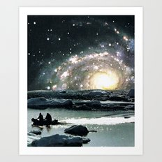 16h51 Art Print