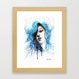 The Allure of Aphrodite Framed Art Print