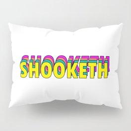 SHOOKETH Pillow Sham